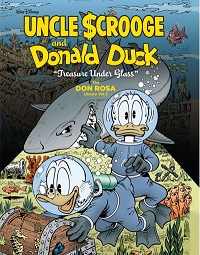 THE DON ROSA LIBRARY VOL. 3 - TREASURE UNDER GLASS