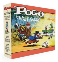 POGO - THE COMPLETE SYNDICATED COMIC STRIPS BOX 02