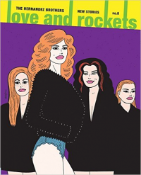 LOVE AND ROCKETS - NEW STORIES 08