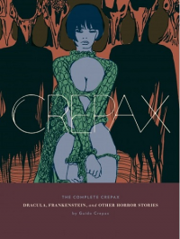 THE COMPLETE CREPAX 01