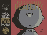 THE COMPLETE PEANUTS - COMICS & STORIES 1950-2000