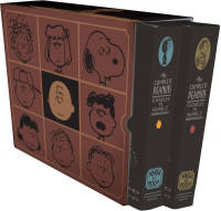 THE COMPLETE PEANUTS BOX 13 - 1999-2000 & 1950-2000