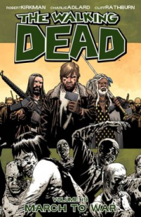 THE WALKING DEAD 19 - MARCH TO WAR