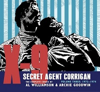X9: SECRET AGENT CORRIGAN 1972-1974