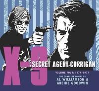 X9: SECRET AGENT CORRIGAN 1974-1977