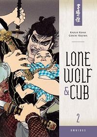 LONE WOLF & CUB - OMNIBUS 02