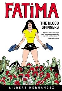 FATIMA - THE BLOOD SPINNERS