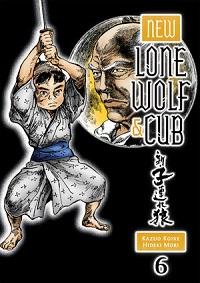 NEW LONE WOLF & CUB 06