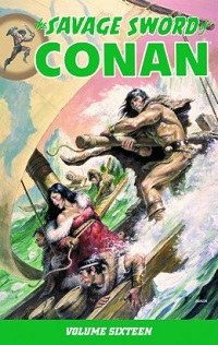 THE SAVAGE SWORD OF CONAN 16