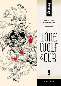 LONE WOLF & CUB - OMNIBUS 09