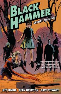 BLACK HAMMER 01 - SECRET ORIGINS