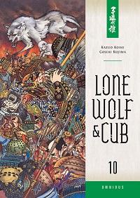 LONE WOLF & CUB - OMNIBUS 10