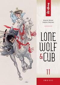 LONE WOLF & CUB - OMNIBUS 11