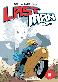 LAST MAN 3 - THE CHASE