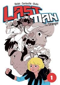 LAST MAN 1 - THE STRANGER