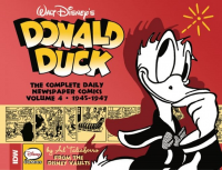 DONALD DUCK - THE COMPLETE DAILY NEWSPAPER COMICS 1945-1947