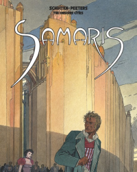 THE OBSCURE CITIES - SAMARIS