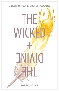 THE WICKED + THE DIVINE 01 - THE FAUST ACT