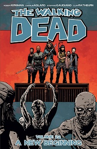 THE WALKING DEAD 22 - A NEW BEGINNING