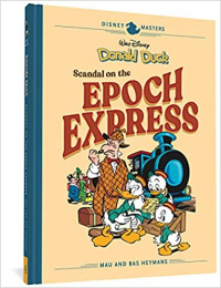DISNEY MASTERS 10 - DONALD DUCK: SCANDAL ON THE EPOCH EXPRESS
