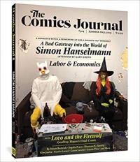 THE COMICS JOURNAL VOL. 304  - LABOR & ECONOMICS