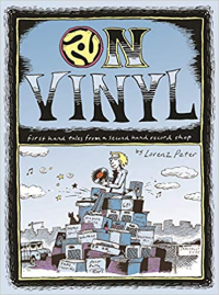 ON VINYL - FIRST HAND TALES FROM A SECOND HAND RECORD SHOP