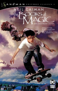 THE BOOKS OF MAGIC - 30TH  ANNIVERSARY EDITION