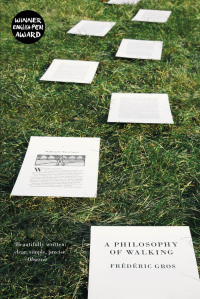 PHILOSOPHY OF WALKING