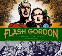 FLASH GORDON - DAILIES 1951-53 - THE CITY OF ICE