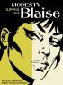 MODESTY BLAISE (UK 27) - RIPPER JAX