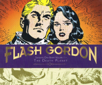 FLASH GORDON - SUNDAYS 1967-71 - THE DEATH PLANET