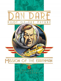 DAN DARE 14 - MISSION OF THE EARTHMEN