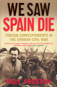 WE SAW SPAIN DIE (PB)