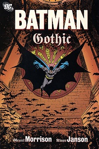 BATMAN - GOTHIC