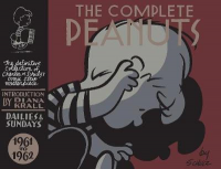 THE COMPLETE PEANUTS - 1961 TO 1962