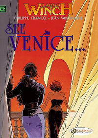 LARGO WINCH (UK) 05 - SEE VENICE...