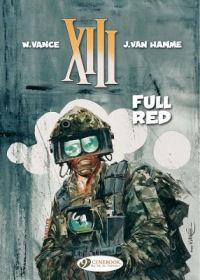 XIII (UK) 05 - FULL RED