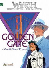 LARGO WINCH (UK) 07 - GOLDEN GATE