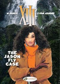 XIII (UK) 06 - THE JASON FLY CASE
