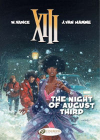XIII (UK) 07 - THE NIGHT OF AUGUST THIRD