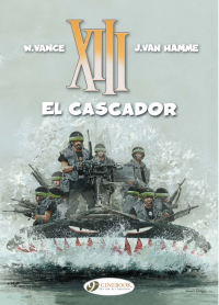 XIII (UK) 10 - EL CASCADOR