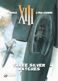 XIII (UK) 11 - THREE SILVER WATCHES