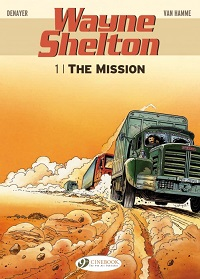 WAYNE SHELTON 01 - THE MISSION