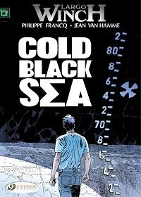 LARGO WINCH (UK) 13 - COLD BLACK SEA
