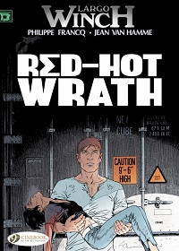 LARGO WINCH (UK) 14 - RED-HOT WRATH