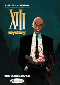 XIII MYSTERY 01 - THE MONGOOSE
