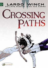 LARGO WINCH (UK) 15 - CROSSING PATHS