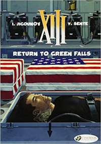 XIII (UK) 21 - RETURN TO GREEN FALLS