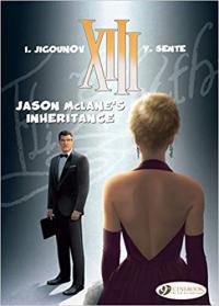 XIII (UK) 23 - JASON MCLANE
