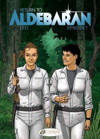 RETURN TO ALDEBARAN 01